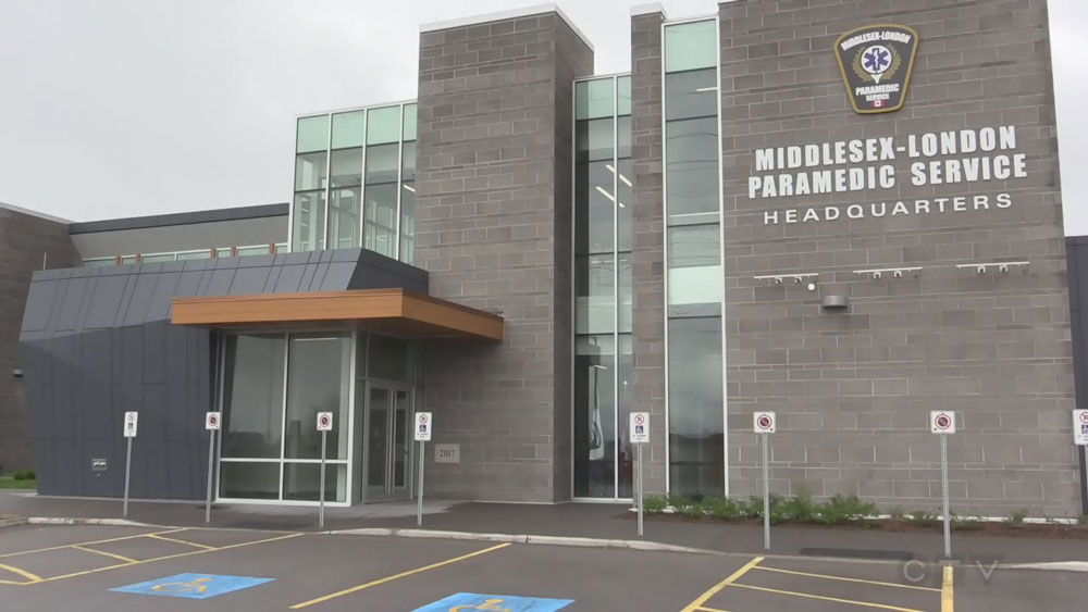 Middlesex London Paramedic Service HQ
