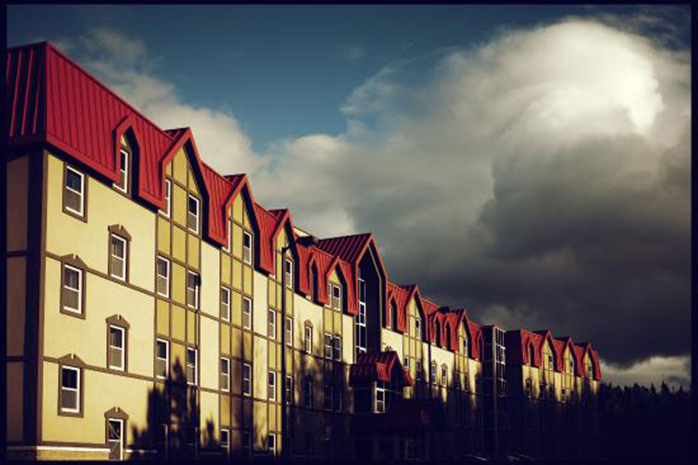 Memorial University Grenfell Campus Student Residence